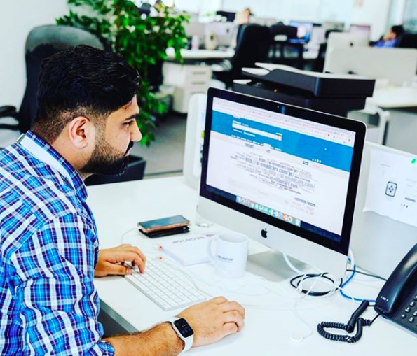 Shayan Aman - SEO Expert Dubai
