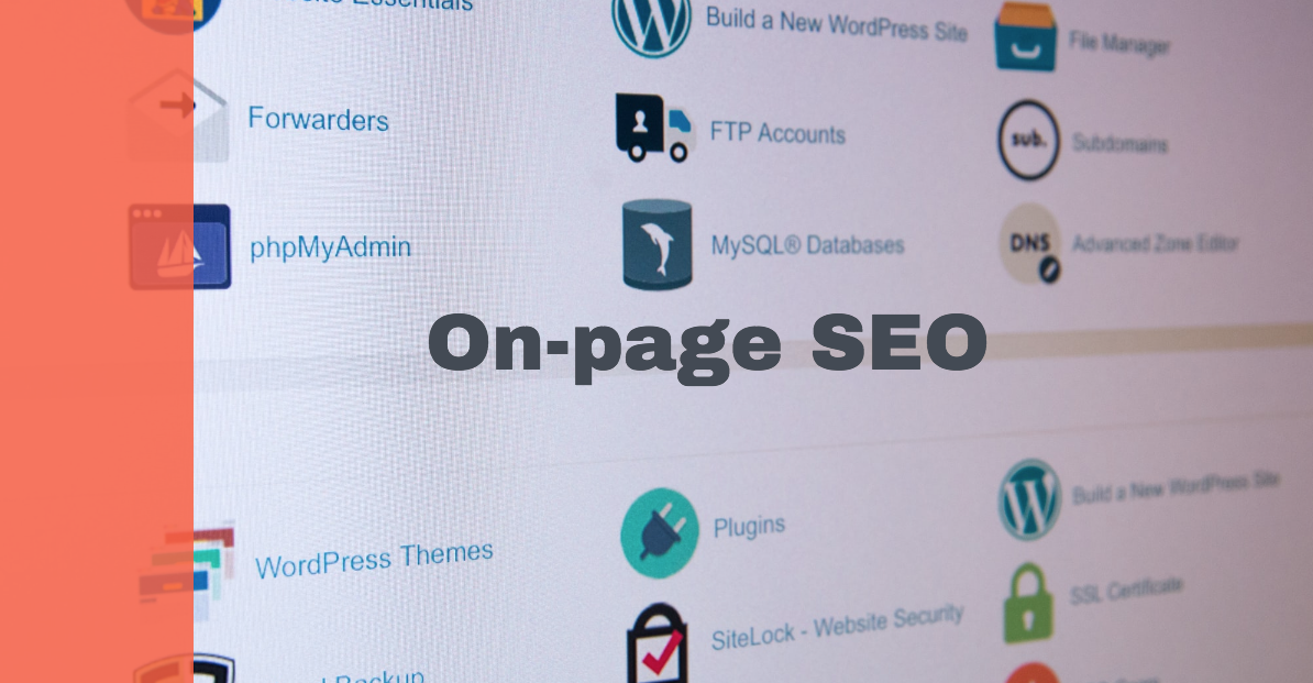 On-page SEO in UAE